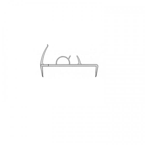TIRAS PVC REF. 072021426C - 83MM COM 2.70MTS